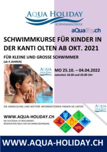 Aqua-Holiday Kantonsschule Olten